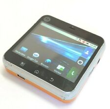 Motorola mb511 flip out con menos frecuencia Android clásico swivel rare funciona!