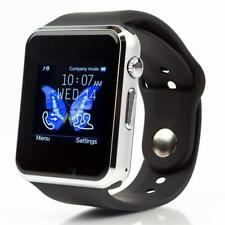Smartwatch Bluetooth Armbanduhr SIM SD Karte Handy Kamera für Android Smartphone