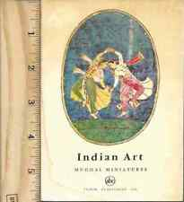 Indian Art, Mughal Miniatures - George Lawrence - 1963