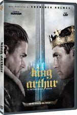 KING ARTHUR - IL POTERE DELLA SPADA CON JUDE LAW (DVD) NUOVO, ITALIANO