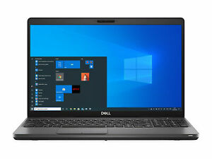 Dell Latitude 15 5500 i5-8365U QUAD Core 8Gb 256Gb SSD LTE Windows 10 Pro 64