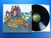 THE BEATLES  YELLOW SUBMARINE Apple 73 UK/French LP EX+/EX