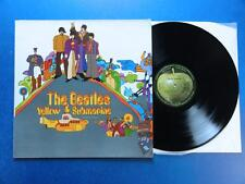 THE BEATLES  YELLOW SUBMARINE Apple 73 UK/French LP EX+/EX