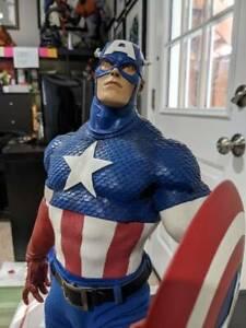Sideshow OG Captain America Premium Format