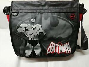 TRACOLLA MESSANGER BATMAN DC COMICS ORIGINALE! NUOVA! AFFARE!