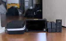 Atomos shogun inferno, Four Batteries, Dual Charger, Container, Hdmi & Sdi 60p