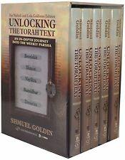 Unlocking the Torah Text Five Volume Boxed Set
