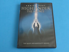 Highlander The Source (Dvd, 2007) Adrian Paul