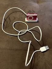 Apple iPod shuffle 4th Generation Pink (2 Gb)
