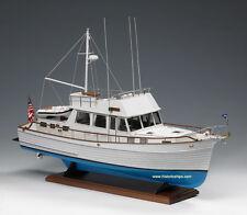 "Genuine Amati model ship kit: the ""Grand Banks 46' "" -RC Convertible!"