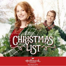 CHRISTMAS LIST DVD 2016 HALLMARK MOVIE - Alicia Witt (Disc Only)