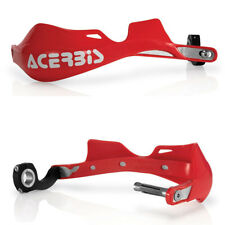 Acerbis Rally Pro X-Strong MX Handguards w/Fitting Kit - Red
