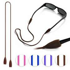 Silicone Eyeglasses Strap Glasses Sunglasses Band Cord Holder 53cm Wholesale
