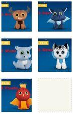"""Mc DonaldsHappyMeal Spielzeug 2020 """"Teenie Beanie Boos™"""" 5 St."""