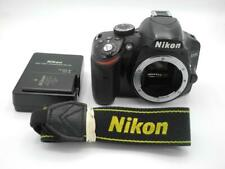 Nikon D3200 24.2 MP Digital SLR Camera Body - Black