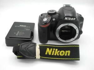 Nikon D3200 24.2 MP Digital SLR Camera Body - Black