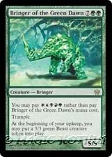 BRINGER OF THE GREEN DAWN Fifth Dawn MTG Green Creature — Bringer RARE