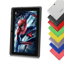 "7"" Inch 16GB Quad Core Android 4.4 WIFI Tablet PC Dual HD Camera MID AU Plug"