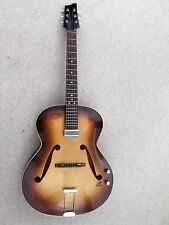 Framus Guitar:Vintage 1950s:Archtop.Electro-acoustic:Excellent condition.