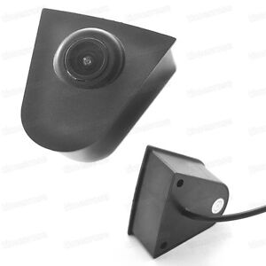 170° Degree CCD Waterproof Car Front View Camera Logo Embedded for Honda