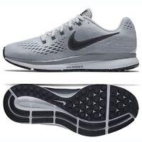 Nike WMNS Air Zoom Pegasus 34 880560-010 Platinum/Anthracite Women Running Shoes