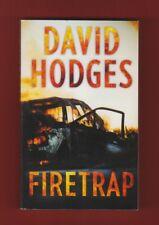Firetrap by David Hodges (Paperback, 2016)