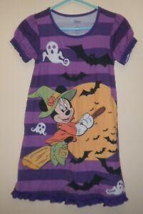 Disney Minnie Halloween Nightgown -Size 5/6