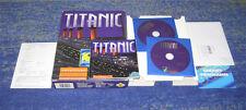 TITANIC - Wettlauf gegen die Zeit PC Adventure BIG BOX kpl. DEUTSCH