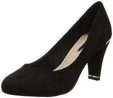 Dorothy Perkins Women's Emma Closed-Toe Heels Size 4 Black New In Box