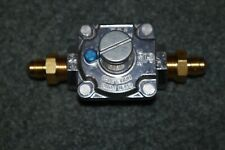 NEW NG REGULATOR WITH 2PCS CONNECTORS- NATURAL GAS/ GRILL PARTS REPLACEMENT