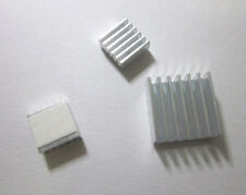 3PCS One Set Aluminum Heatsink Cooler Adhesive Kit for Cooling Raspberry Pi