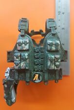 1/6 scale Vest belt pistol for 12 inch Action man figure weapon