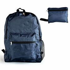 CLOSEOUT LOT 50 PIECE Portable Foldable backpack Travel nylon foldable backpack