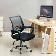 More details for office mesh chair computer pc desk 360° swivel chair adjustable lift ergonomic