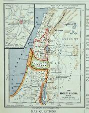 e 225 Maps, Atlases & Globes 1982 Operation Shalom Hagalilee