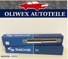 2 x SACHS STOßDÄMPFER RECHTS + LINKS HINTERACHSE 556268 SEAT SKODA VW