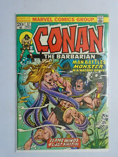 Conan the Barbarian (Marvel) #32, Water Stain 5.0 (1973)