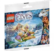 Lego Elves Sira's Adventurous Airglider Polybag 30375