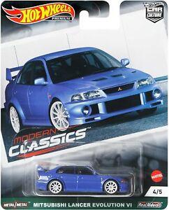 PRE ORDER Hot Wheels CAR CULTURE MODERN CLASSICS MITSUBISHI LANCER EVOLUTION VI