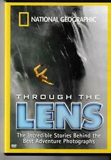 National Geographic - Through the Lens (DVD) Adventure Photography