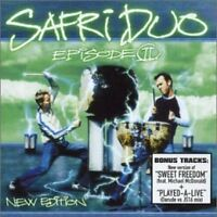 Safri Duo Episode II-New Edition (2002) [CD]