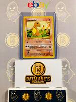 Charmander Shadowless 46/102 NM MINT Base Set Non-Holo Pokemon Card