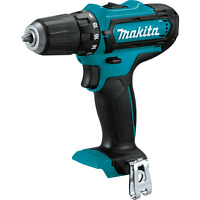 """Makita FD05Z 12V max CXT Lithium‑Ion Cordless 3/8"""" Driver‑Drill, Tool Only"""