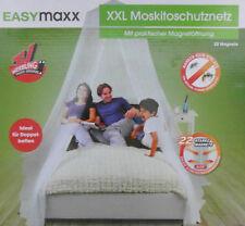 Easymaxx XXL Moskitonetz Insektenschutz 65x250 - weiß