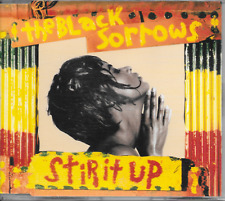 THE BLACK SORROWS - Stir it up CDM 3TR Reggae Pop 1994 (Columbia) Europe