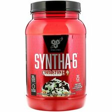 BSN  Syntha-6  Cold Stone Creamery  Mint Mint Chocolate Chocolate Chip  2 59 lb