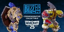 Blizzcon 2019 Ticket (General Pass) with In-Game Goodies + Footman Statue