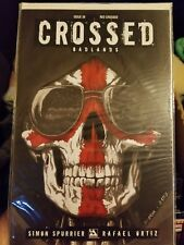 Crossed Badlands #39 By Spurrier Ortiz Red Crossed Variant - Avatar NM/M 2013