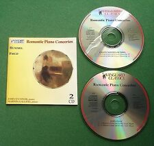 Hummel / Field Romantic Piano Concertos John O'Connor Martin Galling 2 x CD