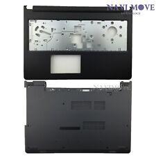 NEW Dell Inspiron 15-3000 3567 3565 Palmrest Case + Bottom Case Cover 04F55W USA